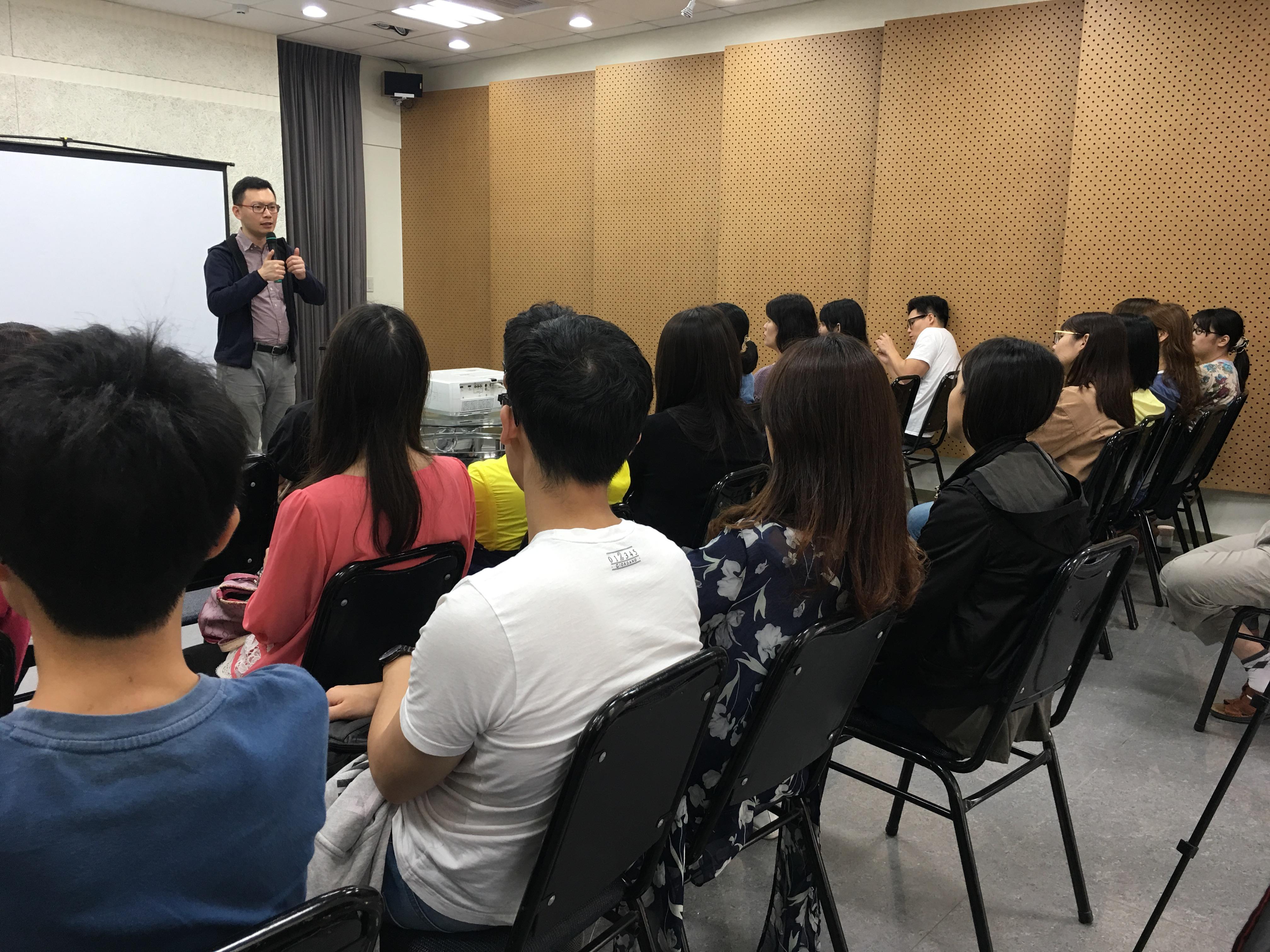 2018巴雀講座系列—古典樂搞什麼?! 《4/14徐鵬博》